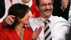 Andrea Ypsilanti verpaßt Sprung ins SPD-Präsidium