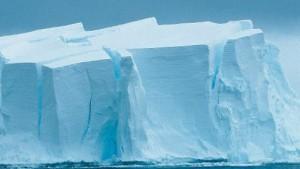 Nahrhafte Eisberge