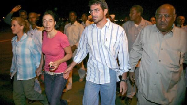 In Darfur entführte Helfer wieder frei