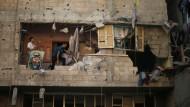 Israel und Palästinenser verschärfen Angriffe