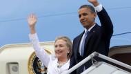 Hillary Clinton wäre eine hervorragende Präsidentin