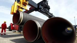 Milliardenbürgschaften für Projekt von Gasprom