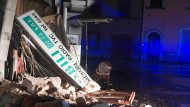Mehrere Erdbeben erschüttern Italien