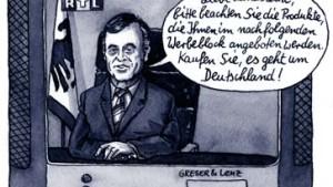 Spitzengespräch bei Schröder?