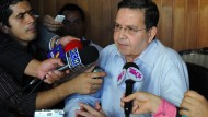 Amerika beschuldigt früheren Präsidenten von Honduras
