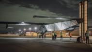 Solar Impulse 2 startet Pazifik-Etappe