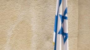 Merkel vor der Knesset
