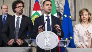 Italien-Unsicherheit schickt Eurokurs auf Talfahrt