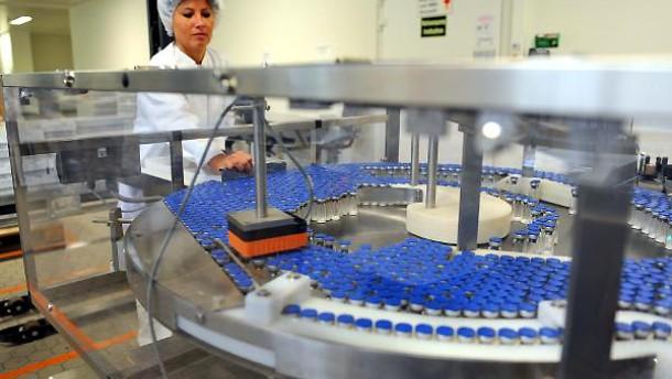 Milliardenübernahme in der Pharmabranche