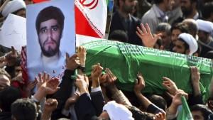 Die Proteste richten sich jetzt gegen Chamenei