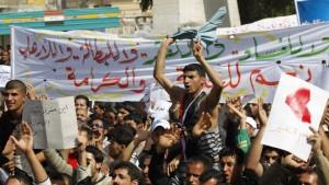 Proteste in der arabischen Welt