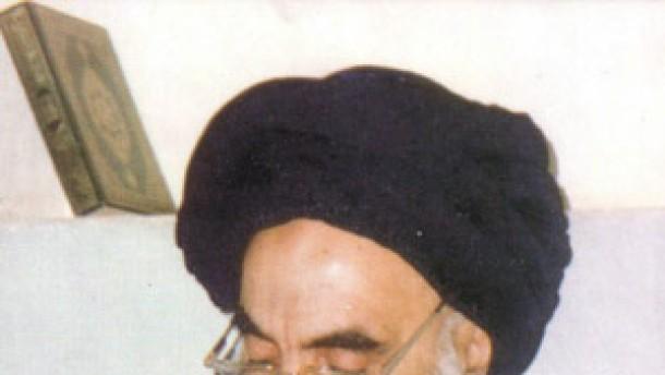 Ein Greis siegt im schiitischen Machtkampf