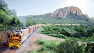 Deutsche Firmen buhlen um riesiges Eisenbahn-Projekt in Südamerika