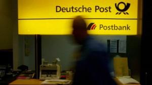Postbank macht sich hübsch für Deutsche Bank