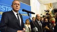 Mitte-Rechtsbündnis gewinnt Parlamentswahl in Dänemark