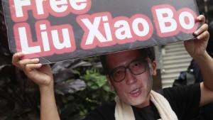 Chinesische Intellektuelle fordern Freilassung