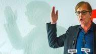Linken-Fraktionschef kritisiert Bundesregierung