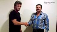 Kritik an Sean Penn für Interview mit Drogenboss