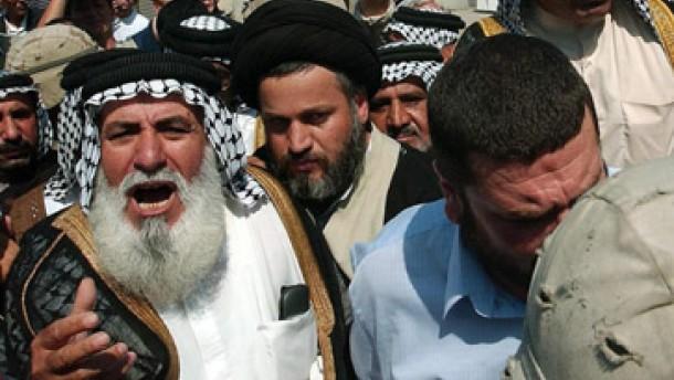 Irak-Koalition nach Entführungswelle unter Druck