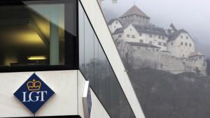 Steuerverfahren gegen Liechtensteiner Banken eingestellt
