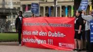 Flüchtlingsgipfel in Stuttgart