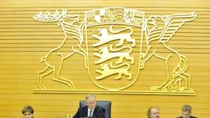 Landtag billigt ENBW-Garantie über 5,9 Milliarden Euro