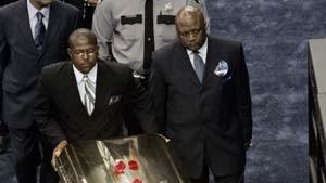 Letzte Ehre für James Brown