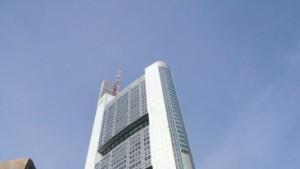 Die Commerzbank im Soll