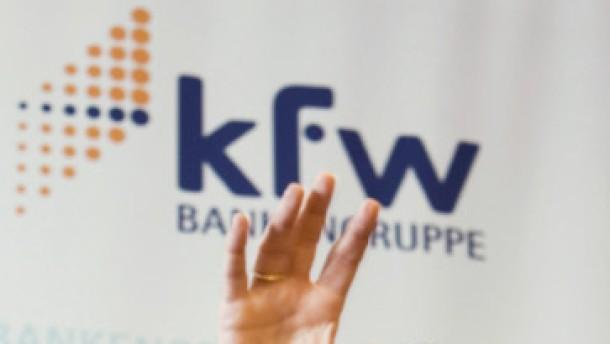 KfW-Chef Schröder: 2008 war Krisenjahr