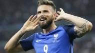 Giroud warnt vor Deutschland
