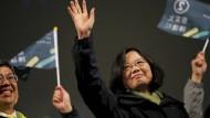 Erstmals Frau als Präsidentin