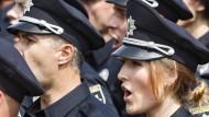 500 Beamtinnen sollen Polizeibild in der Ukraine verbessern