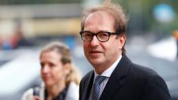 Dobrindt kritisiert Grünen-Angebot