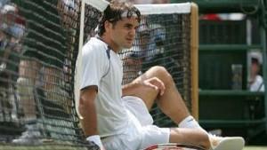 Vier Champions unter sich - aber Federer bleibt der Favorit