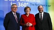 Ausstellung in Berlin soll über Europa informieren