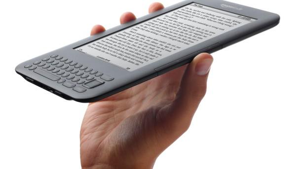 Amazon eröffnet deutschen Kindle-Store