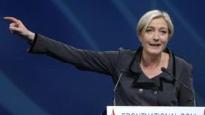 Wer hat Angst vor Marine le Pen?