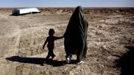 Wüste statt Wasser:  Iran trocknet aus