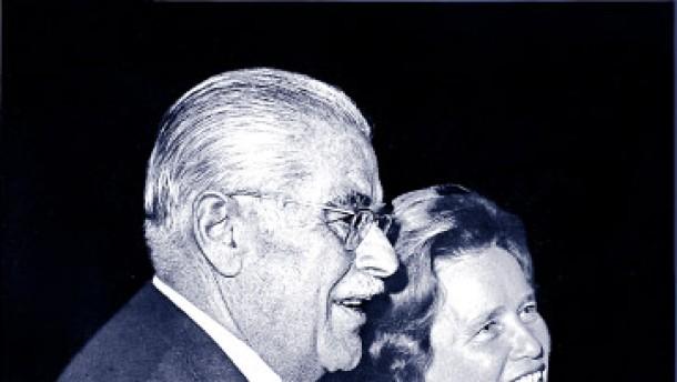 Gustav und Grete Schickedanz