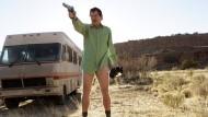 """Mit Preisen überhäuft: Bryan Cranston wurde für seine Rolle als Walter White in der Serie """"Breaking Bad"""" mit vier Emmys und einem Golden Globe ausgezeichnet."""