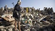Iran kritisiert Luftschläge gegen Houthis