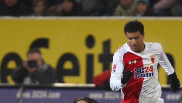 Augsburg stoppt Siegeszug des 1. FCK