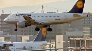 Lufthansa beansprucht 41 Nachtflüge