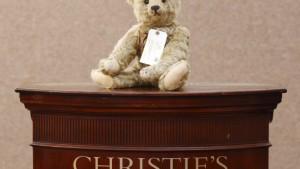 Millionen für Teddy-Bären Sammlung