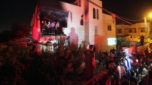 Israel bombardiert Hamas im Gazastreifen