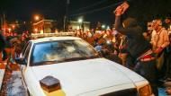 Ferguson-Proteste breiten sich auf ganz Amerika aus