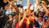 Belgier zerschießen Amerikas WM-Traum
