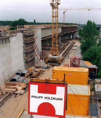 Baufirmen Frankfurt insolvente baufirma holzmann konzern wird zur dauerbaustelle