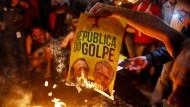 Brasiliens Übergangspräsident ruft Land zu Einheit auf
