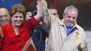 Brasilianer protestieren gegen Ernennung Lulas zum Stabschef